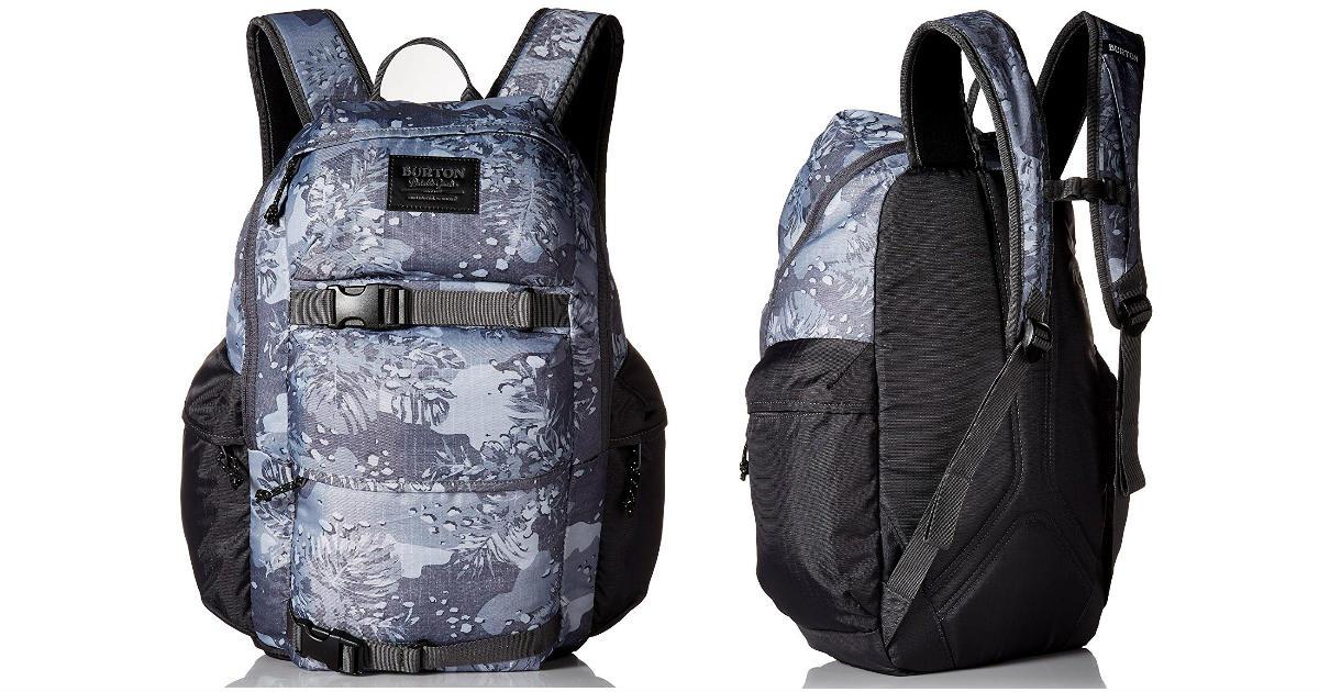 Save 55% on Burton Kilo Backpack ONLY $22.45 (Reg. $50)