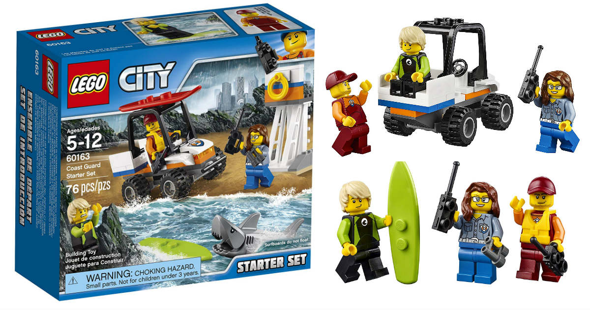 LEGO City Coast Guard Starter.