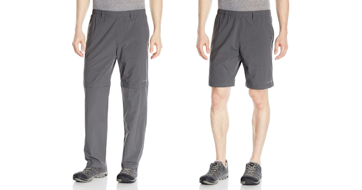 Columbia Men's Convertible Pants as Low as $8.16 (Reg. $45)