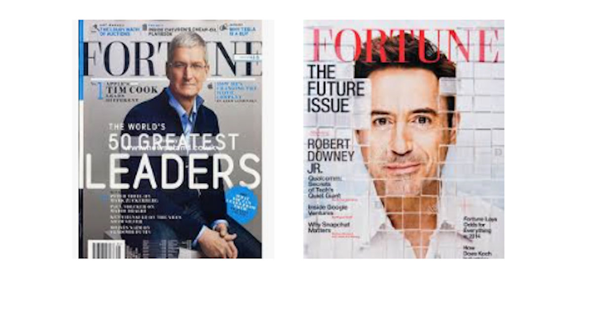 FREE Subscription to Fortune M...