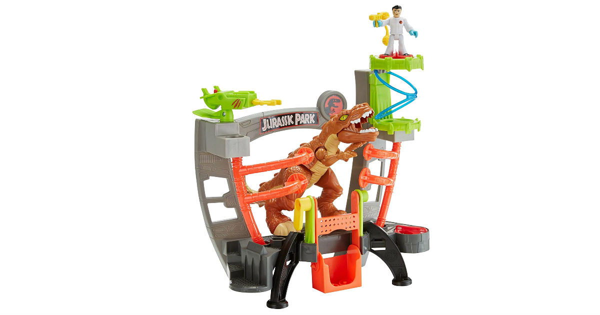 Fisher-Price Jurassic World on Amazon