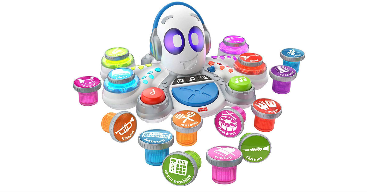 Fisher-Price Think & Learn Rocktopus ONLY $26.52 (Reg. $60)