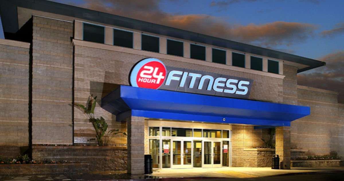 FREE 24-Hour Fitness Gym Pass.