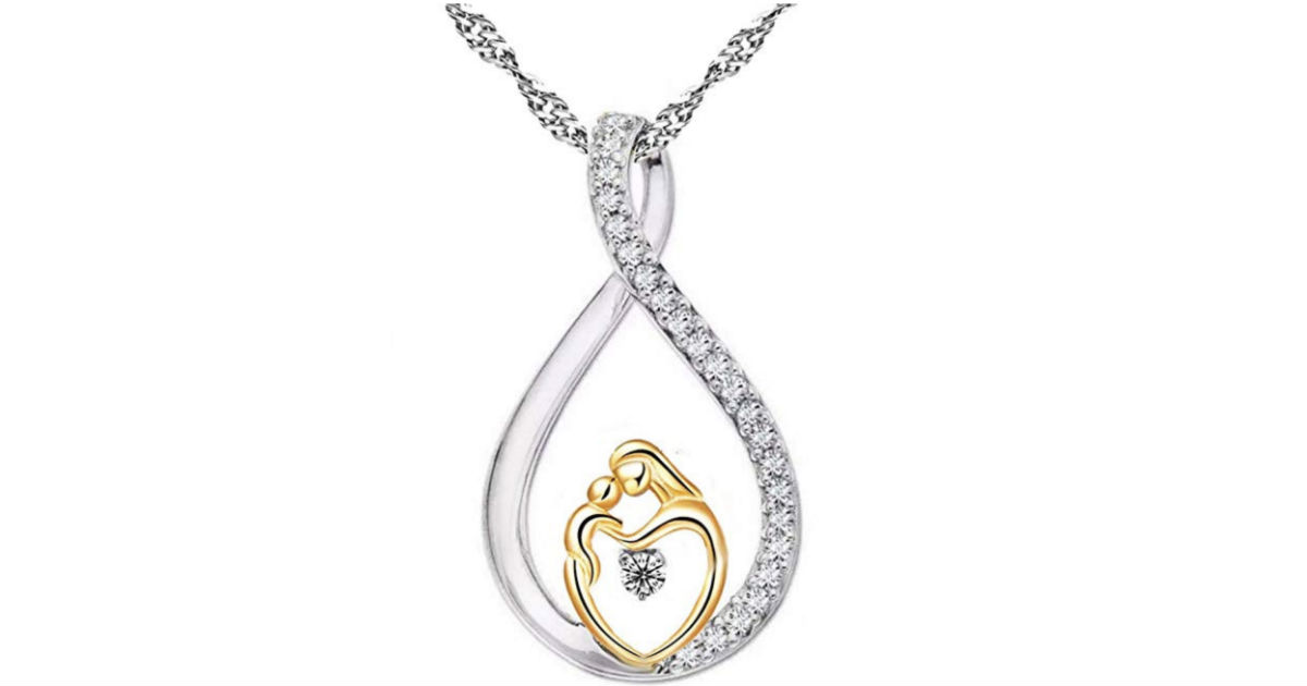 Luxury Necklace Silver Plated ONLY $4 Shipped