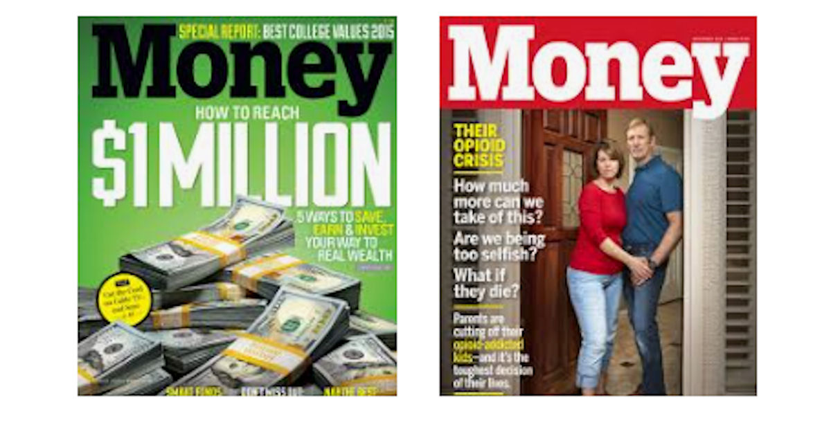 FREE Money Magazine Subscripti...