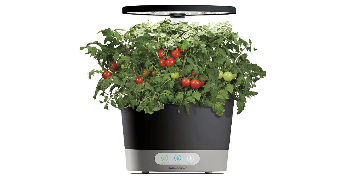 AeroGarden Harvest 360 ONLY $74.95 (Reg. $150)