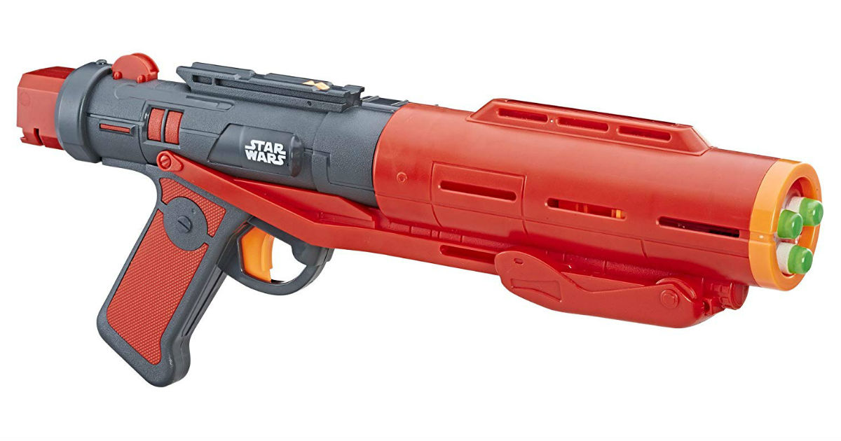 Star Wars Nerf Imperial Death Trooper ONLY $6.55 (Reg. $35)