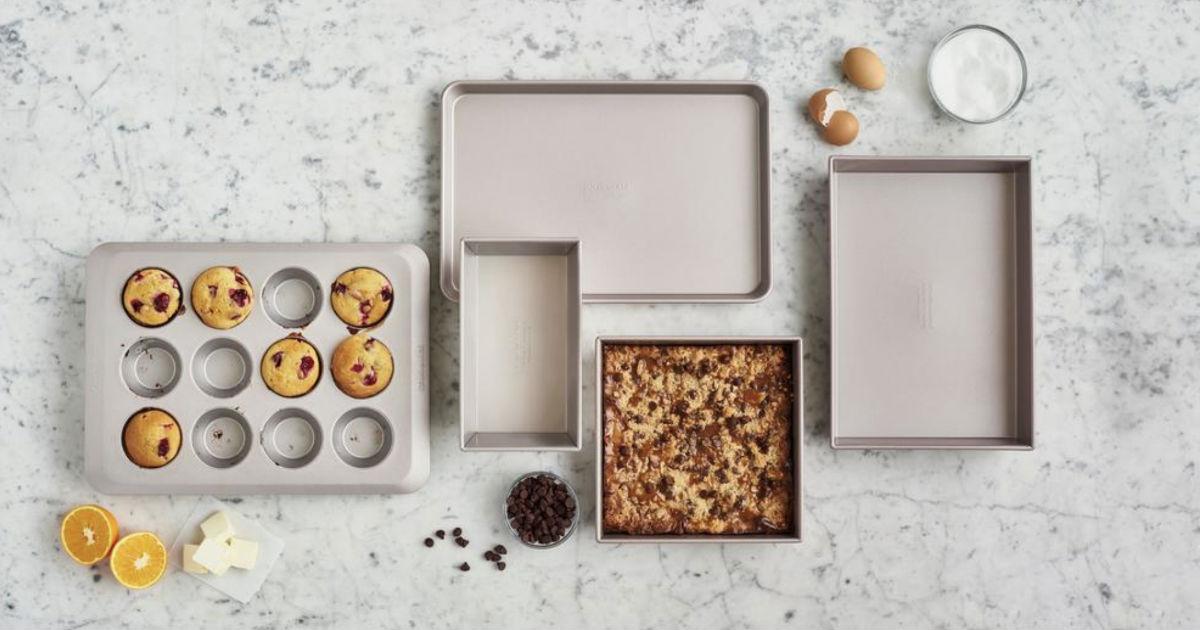 KitchenAid 5-Piece Bakeware Set ONLY $19.99 (Reg $49)