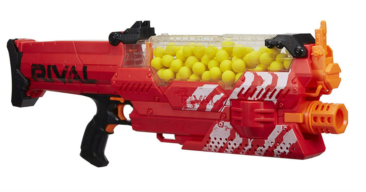 Nerf Rival Nemesis ONLY $49.99 on Amazon (Reg. $100)
