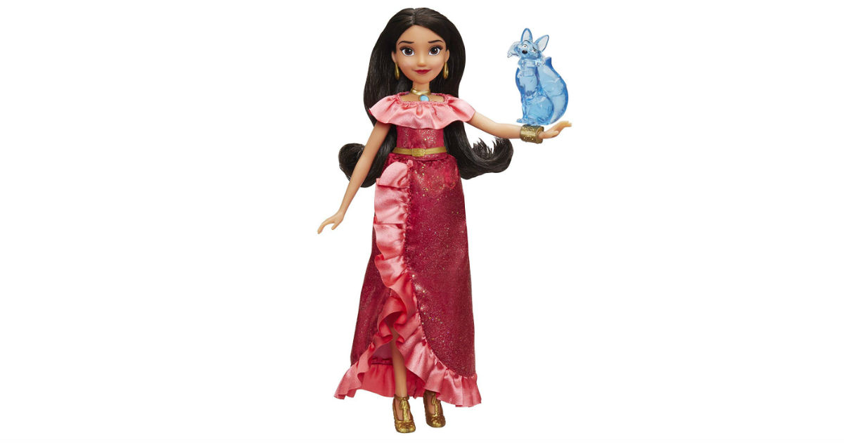 Disney Elena of Avalor Doll ONLY $4.57 on Amazon (Reg. $20)