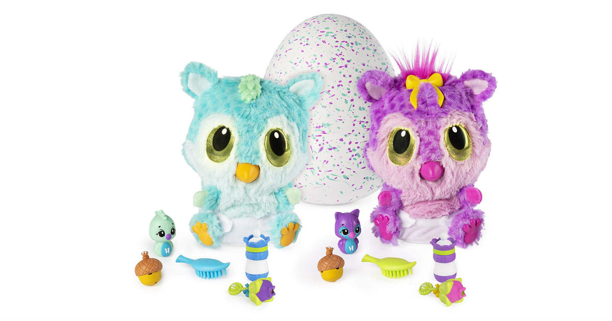 Hatchimals HatchiBabies ONLY $29.99 on Amazon (Reg. $60)