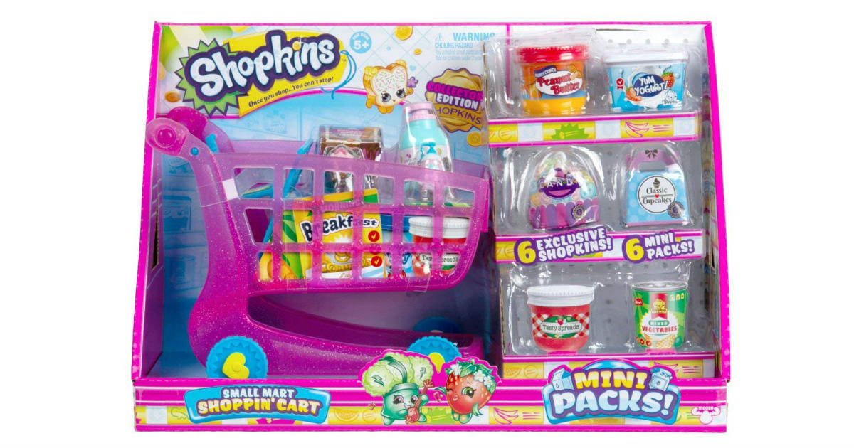 Shopkins Small Mart ONLY $5.60 on Amazon (Reg. $20)