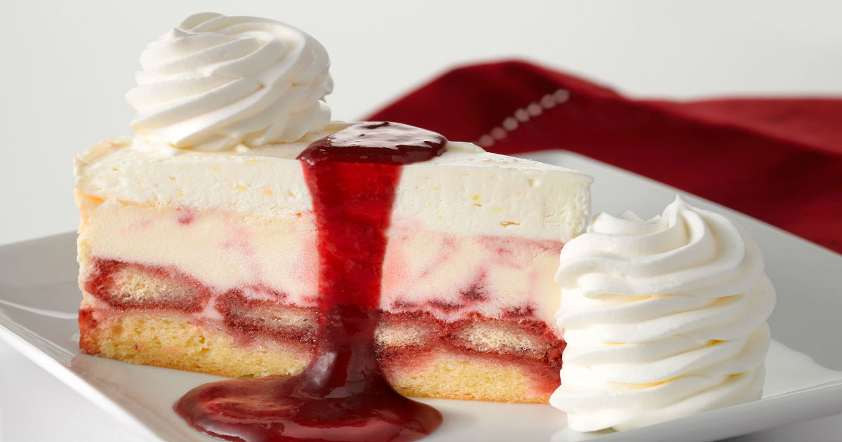 photograph regarding Cheesecake Factory Coupons Printable identified as 2 Free of charge Slices at Cheesecake Manufacturing unit - Printable Discount codes