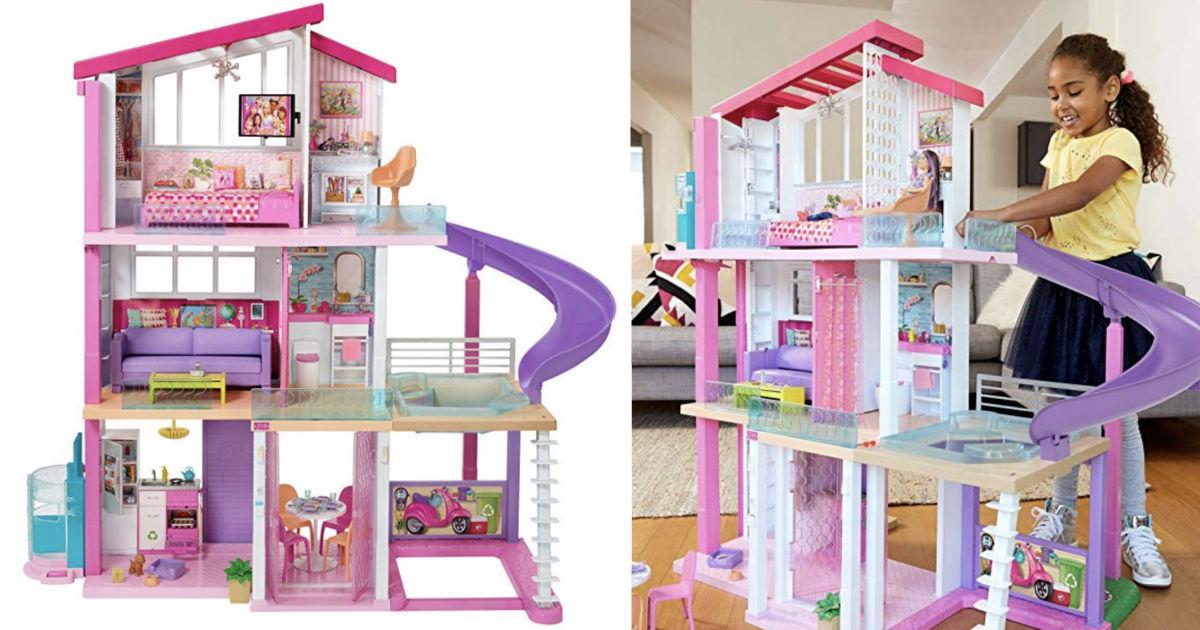 Barbie DreamHouse ONLY $159.99 (Reg $200)