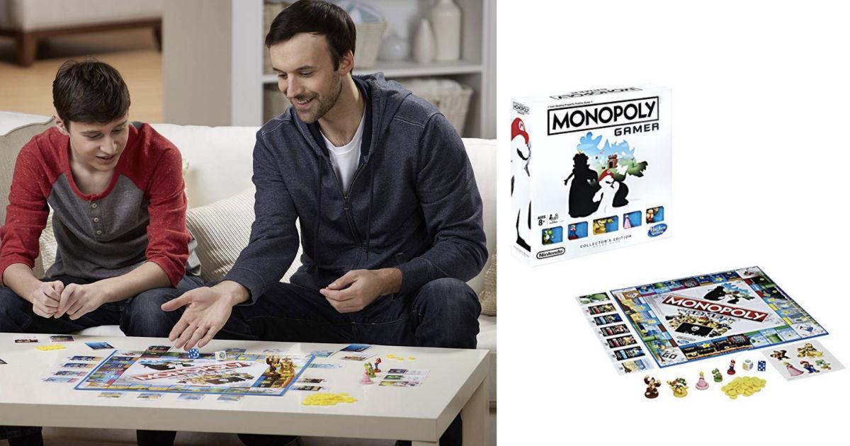 Monopoly Gamer Collector's Edi...