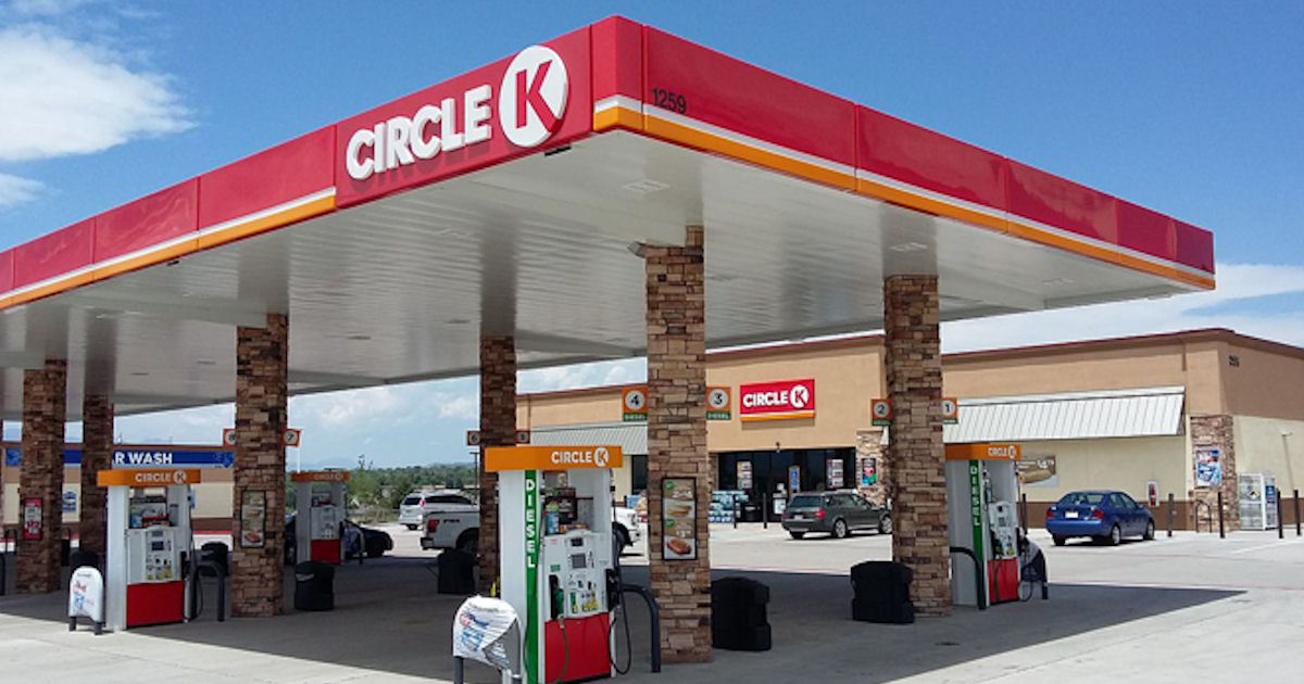 FREE Coffee, Fountain Drinks & More at Circle K