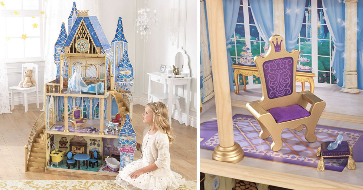 KidKraft Disney Princess Royal...