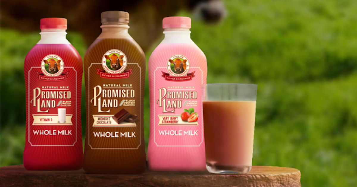 FREE Promised Land Milk at Wal...