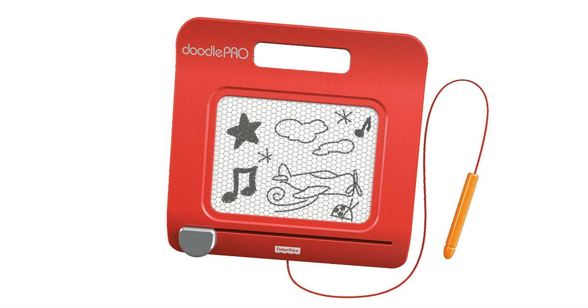 Fisher-Price DoodlePro ONLY $3.77 (Reg. $12)