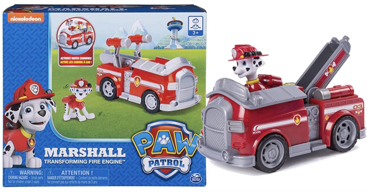 Paw Patrol Marshall Transformi...