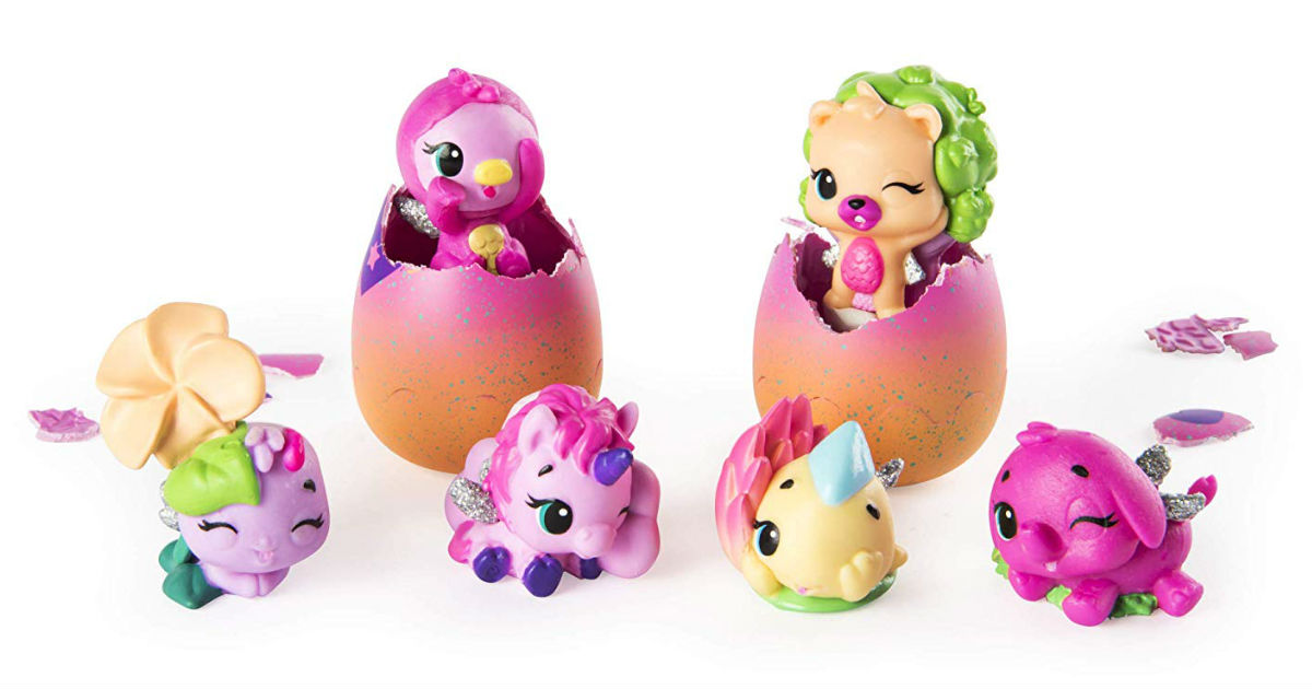 Hatchimals CollEGGtibles 6-Pack ONLY $3.99 Shipped (Reg. $13)