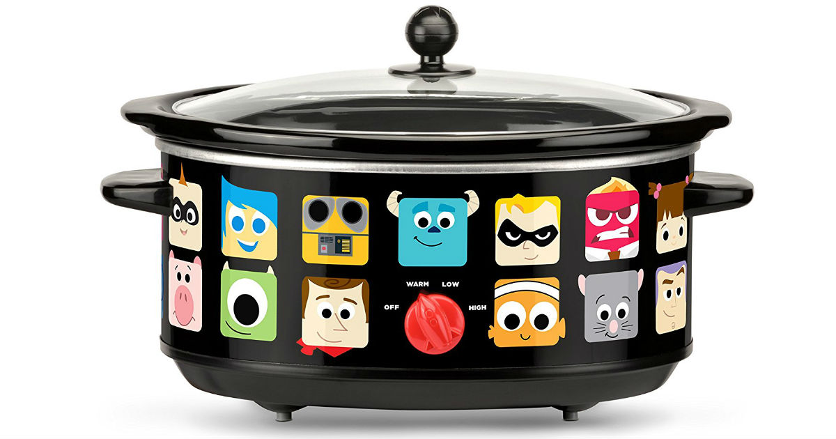 Disney Pixar Slow Cooker ONLY $22.88 Shipped (Reg. $35)