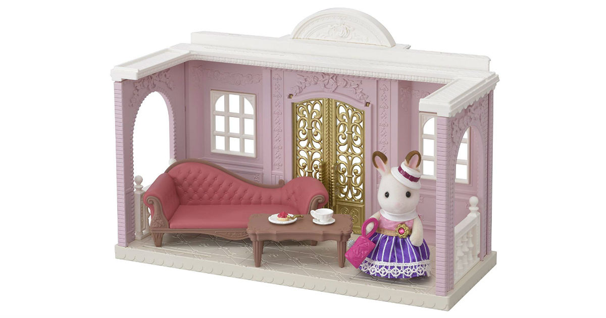 Calico Critters Designer Studio ONLY $17.41 on Amazon (Reg. $40)