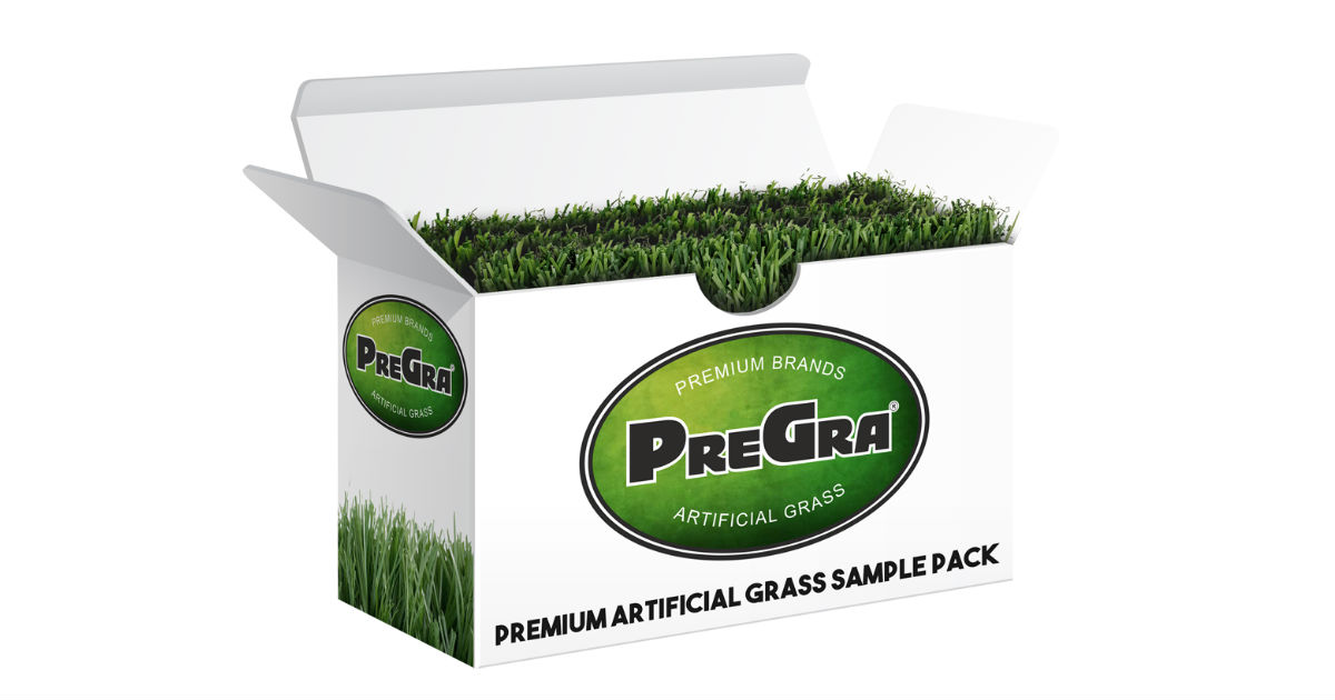 FREE Sample of Artificial Gras...