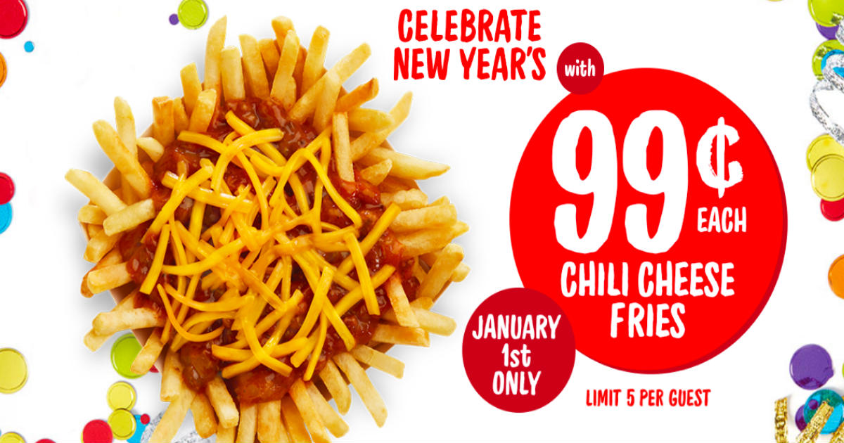 photo relating to Wienerschnitzel Printable Coupons identify $0.99 Chili Cheese Fries at Wienerschnitzel - Printable Coupon codes