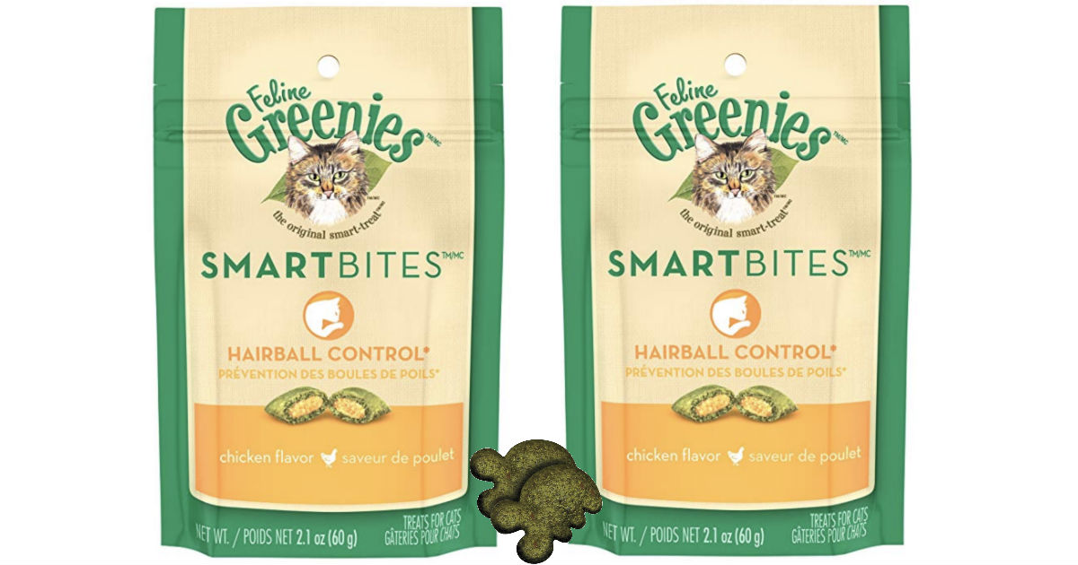 Feline Greenies Chicken Flavor ONLY $1.99Shipped