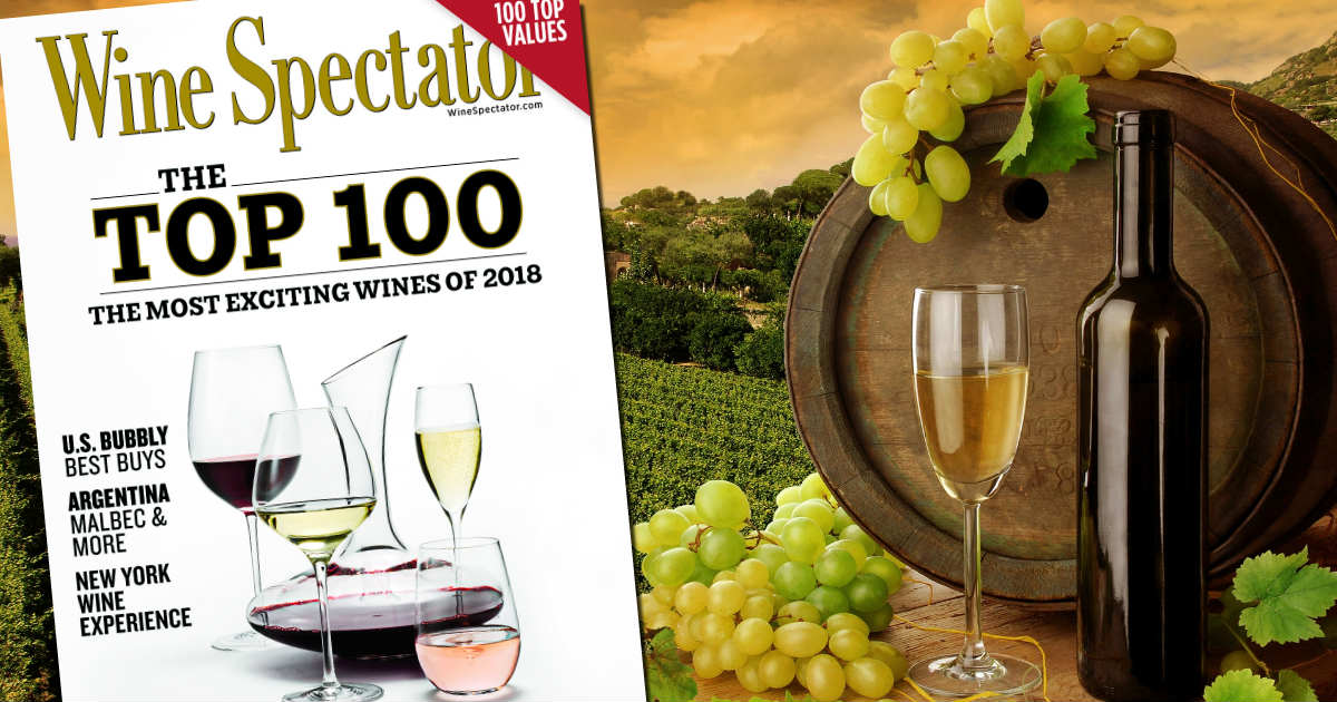 Wine Spectator Reward Survey