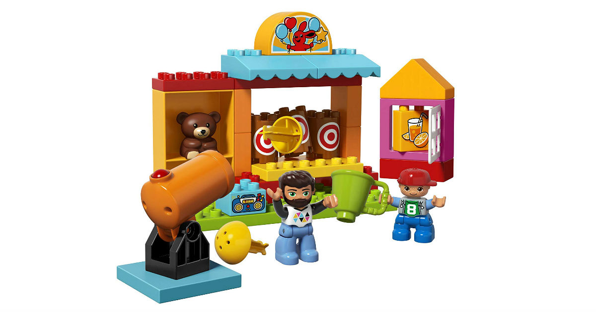 LEGO Duplo Town Shooting Gallery ONLY $14.27 (Reg. $25)