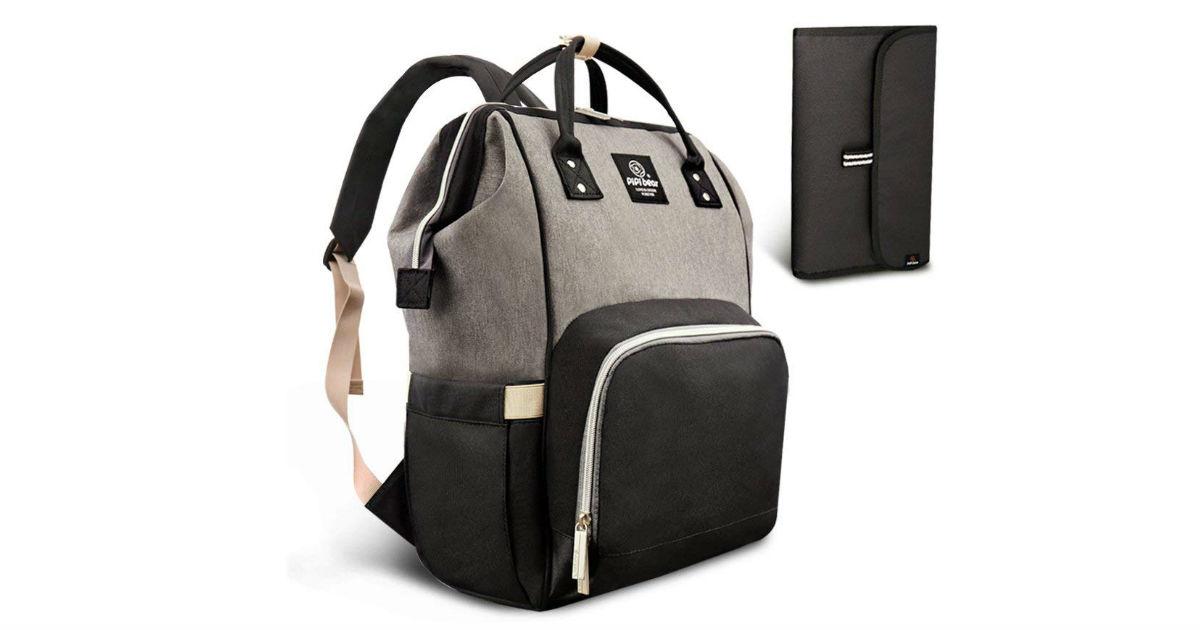 PIPI Bear Diaper Bag ONLY $29.99 on Amazon (Reg. $60)