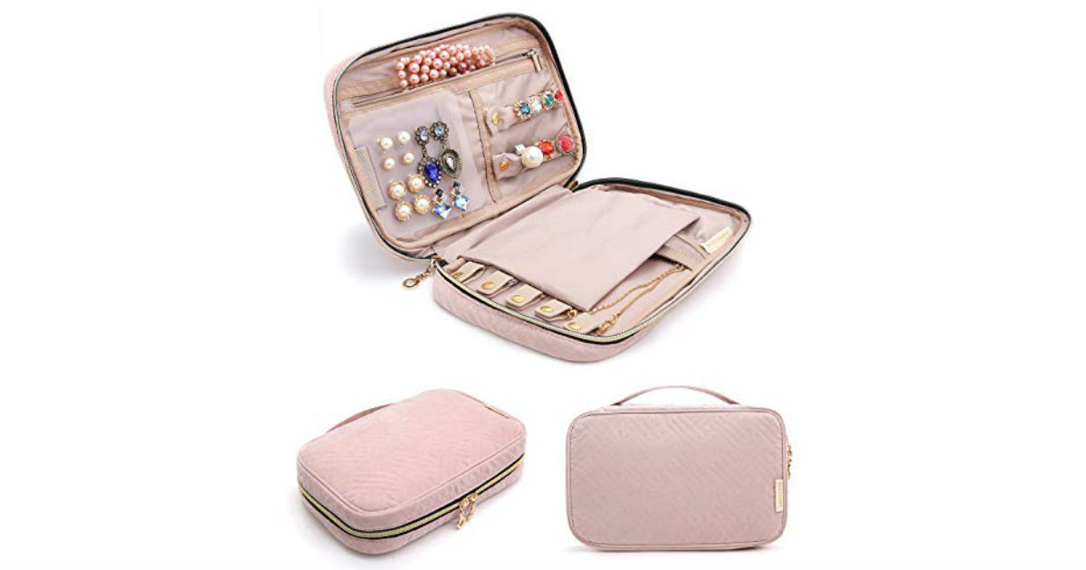 Jewelry Travel Case ONLY $18.89 Shipped on Amazon