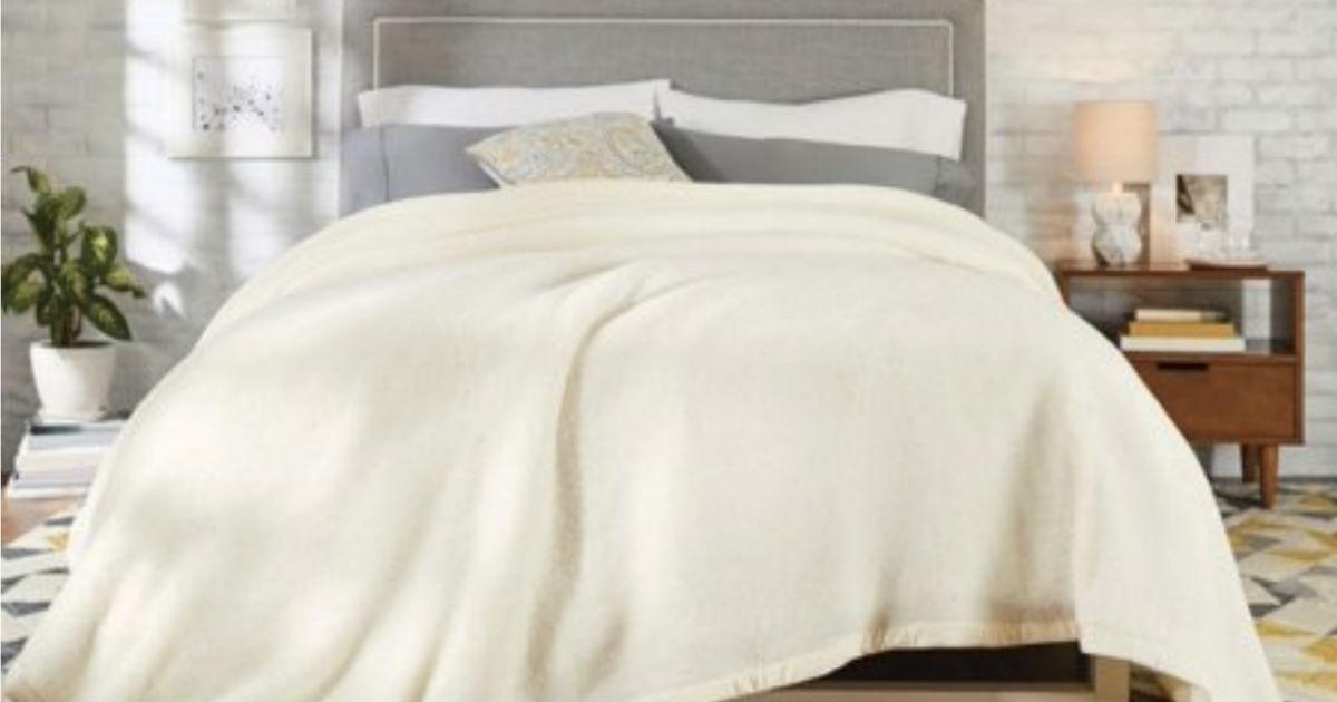 Better Homes and Gardens Fluffy Blanket ONLY $24.72 (Reg $50)