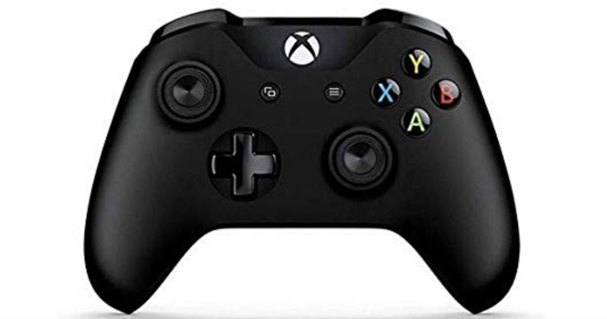 Microsoft Xbox One Bluetooth Wireless Controller ONLY $39.98