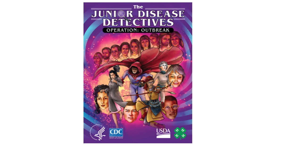 FREE The Junior Disease Detect...