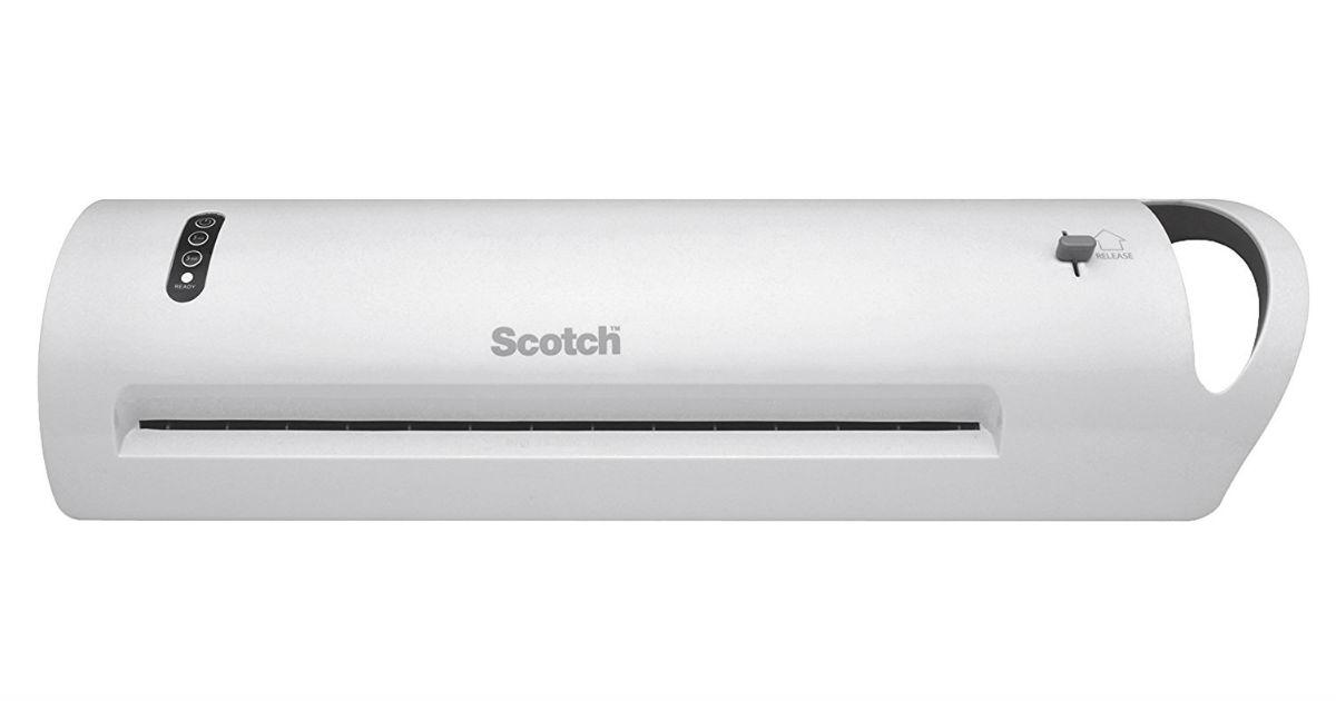 Scotch Thermal Laminator ONLY $41.91 Shipped (Reg. $111)