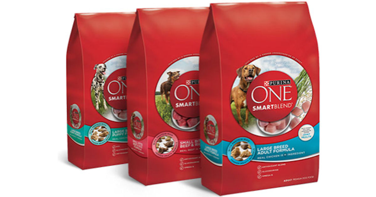 FREE Bag of Purina ONE Dog Foo...