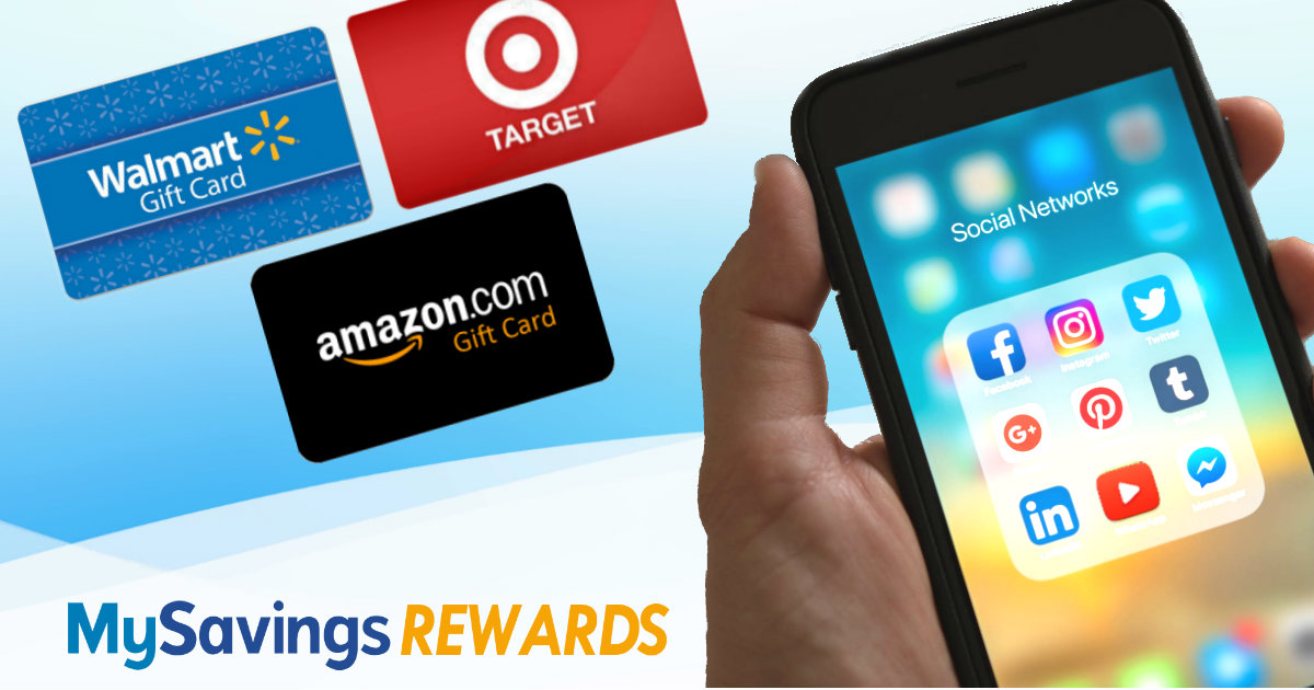 MySavings Rewards