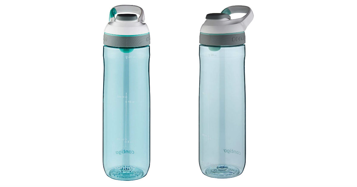 Contigo Autoseal Water Bottle.