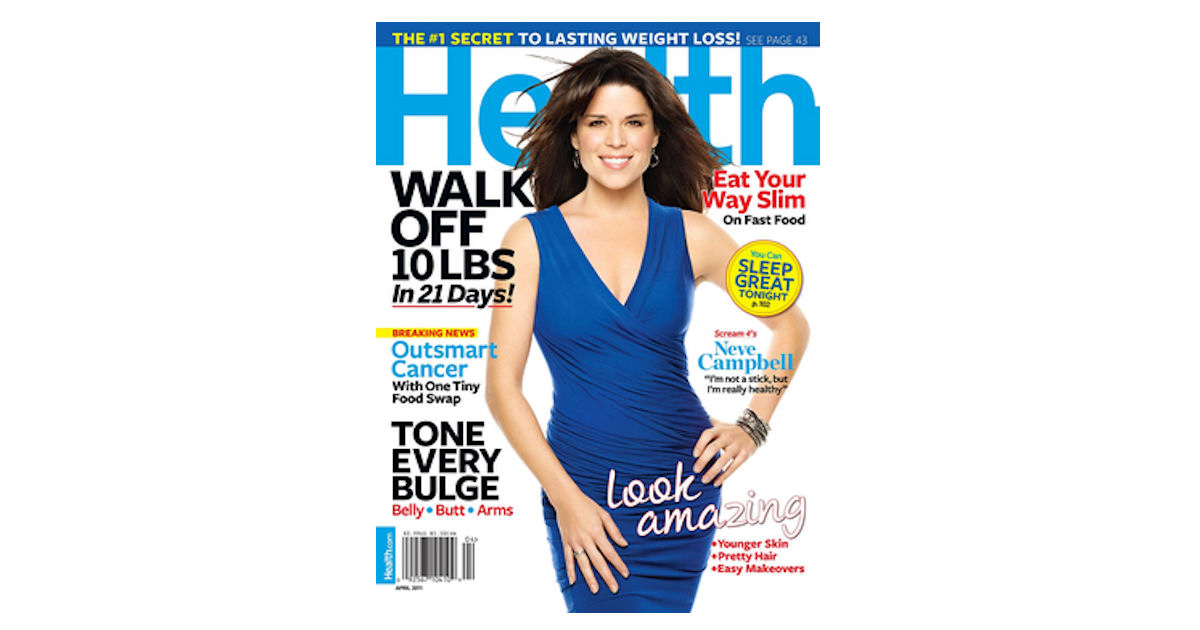 FREE Subscription to Health Ma...