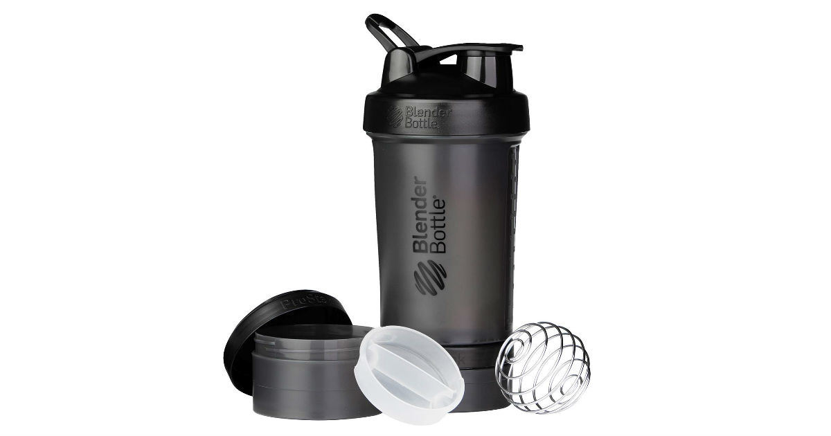 BlenderBottle ProStak ONLY $9.43 Shipped on Amazon