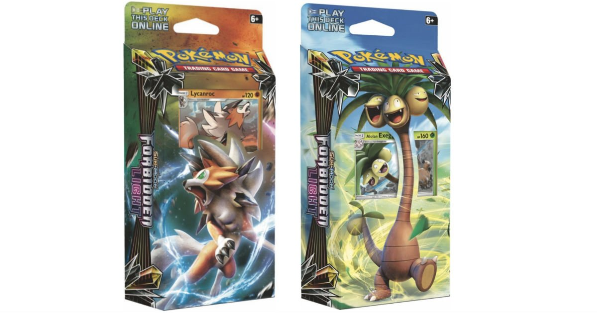 Pokémon Theme Deck Trading Cards Blind Box Only $6.99 (Reg $13)