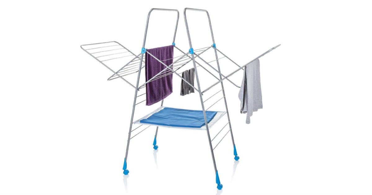 Minky Drying Rack ONLY $18.44 Shipped (Reg. $50)