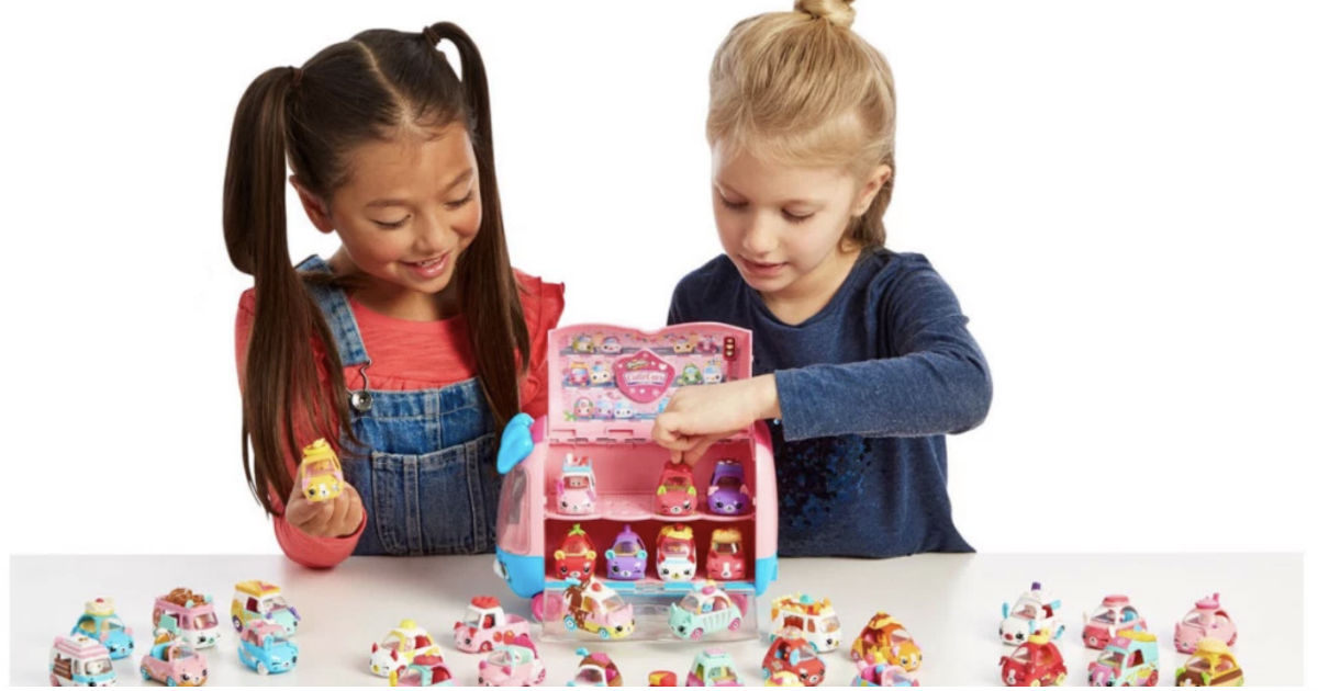 Shopkins Cutie Cars Cupcake Van Exclusive Car ONLY $8.47 Shipped