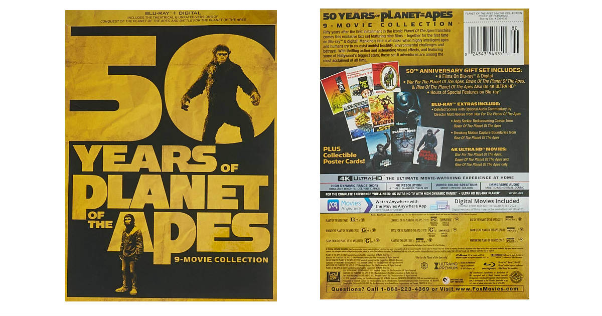 Save 60% on 50 Years Of Planet...