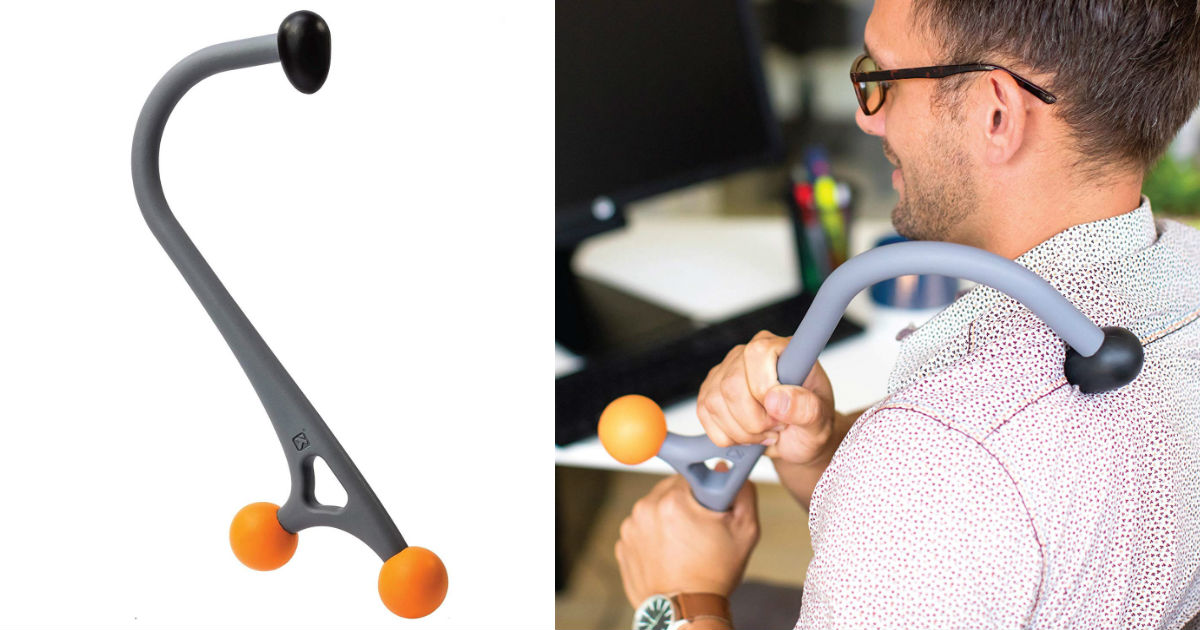 TriggerPoint AcuCurve Massage Cane ONLY $10 Shipped (Reg. $20)
