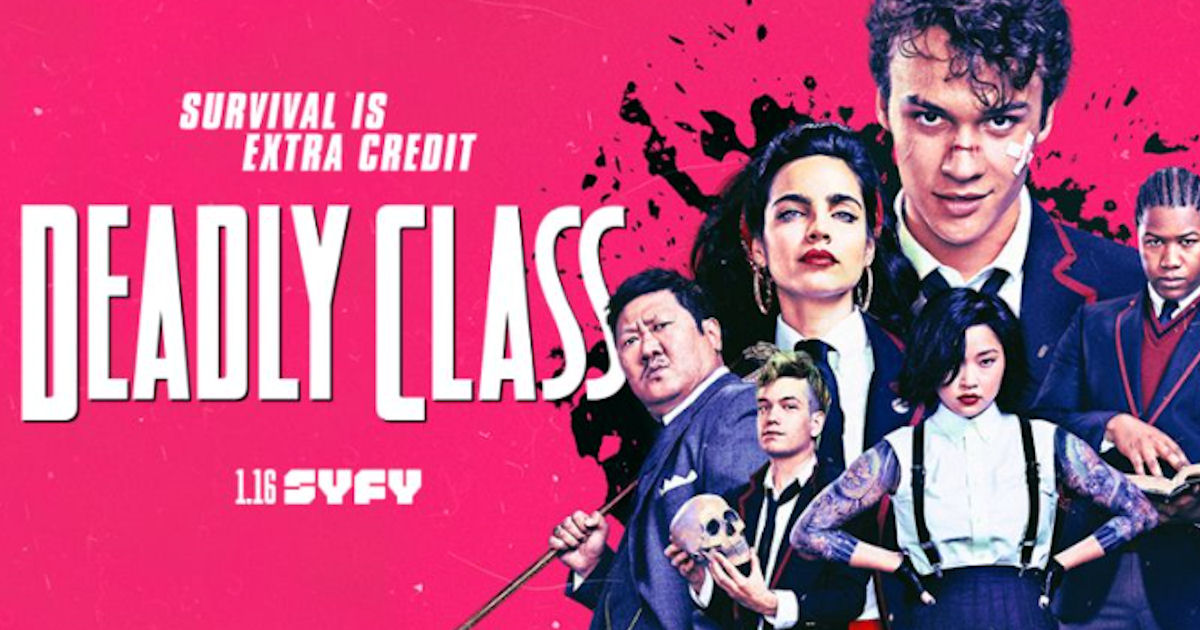 Watch Deadly Class Episode 1 f...
