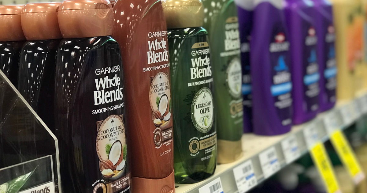 Whole Blends Hair Care Products ONLY $0.50 at CVS